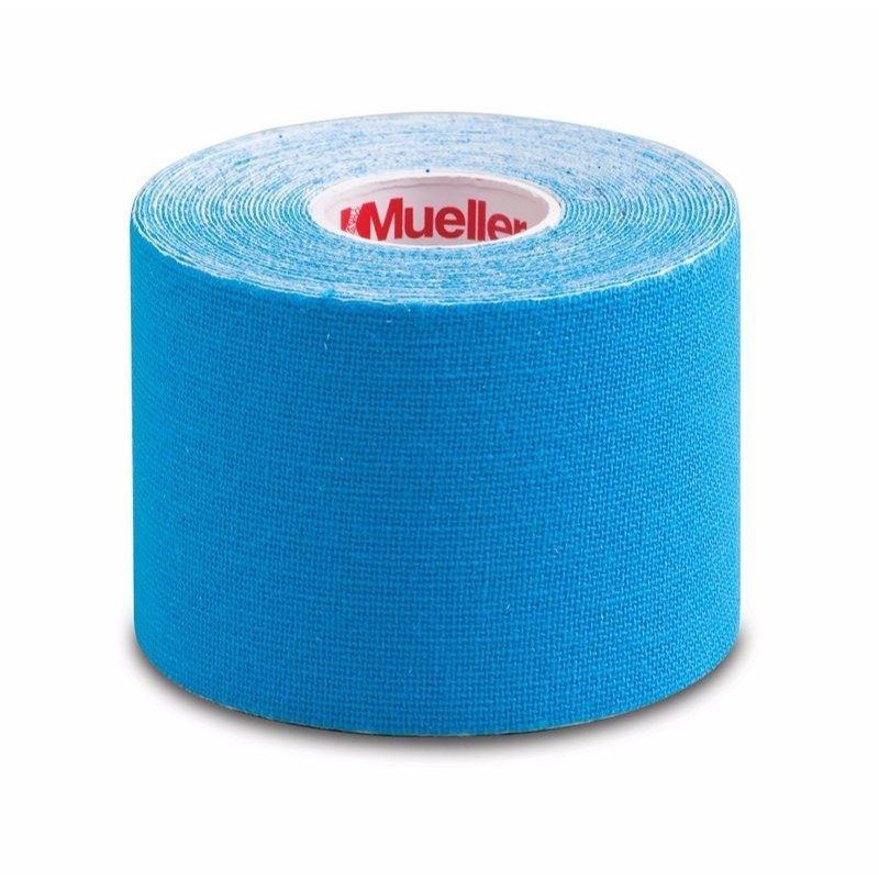 Mueller Kinesiology 5cm x 5m Joint Support Sports Tape Physio Injury Healing